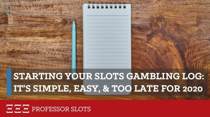Are you keeping slots gambling records in 2021? Why not? It's simple. It's easy. It's too late for last year but not yet for this year for federal, state, and local income taxes. Oh, and don't forget to log the free-market value of any casino comps! Plus, to help, I offer templates! Remember to watch for updates from the IRS.