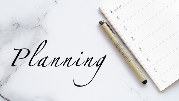Planning and Organization [Thinking Person]