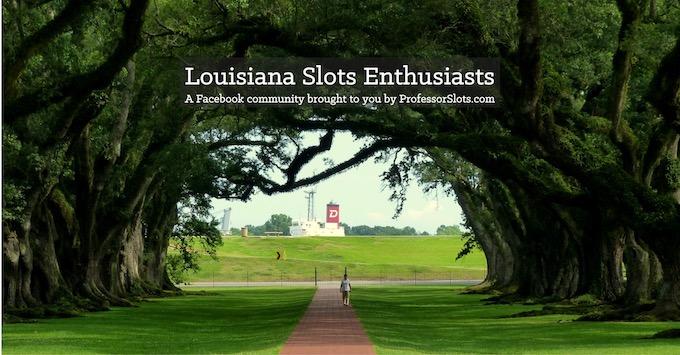 Louisiana Slots Community [Louisiana Slot Machine Casino Gambling in 2021]