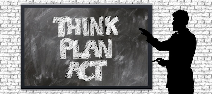 Think Plan Act [Thinking Person]