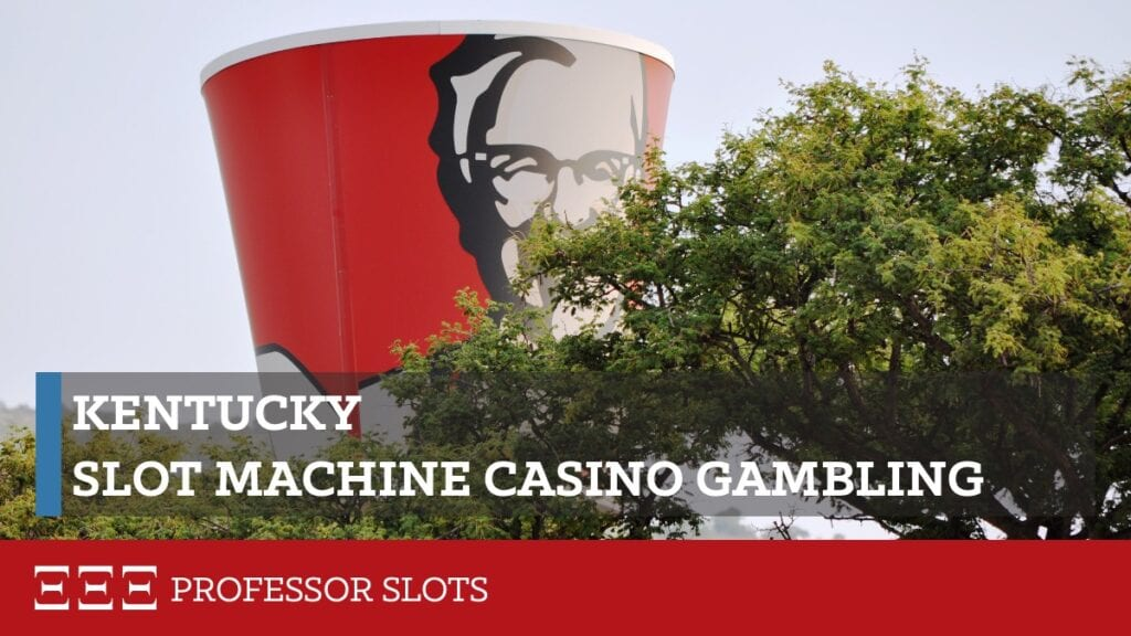 Kentucky slot machine casino gambling exists as competition based Historic Horse Racing (HHR) gaming machines where the results of bets are based on many past horse race results. The state constitution prohibits slot machines, but two HHR parlors opened in 2020 in support of Kentucky's flourishing HHR gaming industry.