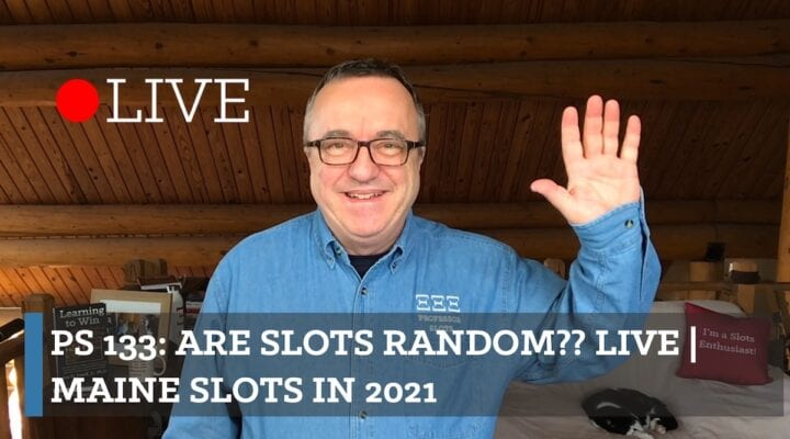 "After talking about winning slots strategies, I get asked, ""You're saying that slot machines aren't totally random??"" I often reply, ""Oh, slots are random. But their spinning reels aren't like roulette wheels."" Let's discuss randomness, the kind everyone talks about and another which gets more use. Plus, Maine slots in 2021."
