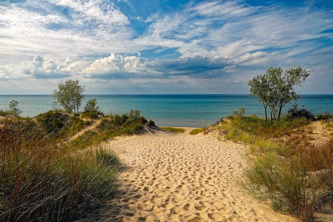 Indiana Dunes State Park [Indiana Slots Return-To-Player 2021]