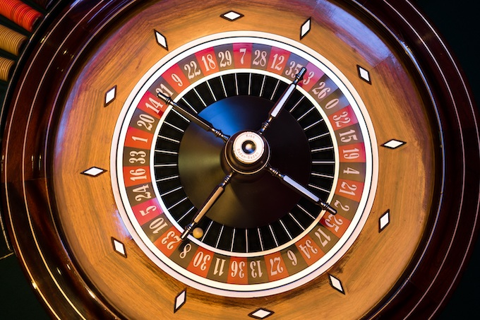 A Beautiful Roulette Wheel [Roulette Wheels]