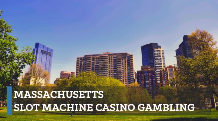 Massachusetts slot machine casino gambling consists of two casino resorts, one slot machine parlor, and cruise ships sailing to international destinations. The minimum theoretical payout is 80% and monthly return statistics are publicly available. Two tribal casinos in Massachusetts are on hold due to ongoing legal issues.