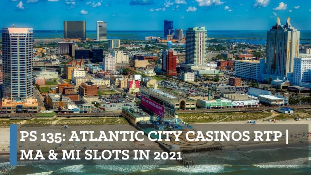 Since the unprecedented event of all U.S. casinos closing in 2020, a big concern for slots enthusiasts is if casinos have tightened their slot machines and, if so, have they stopped yet? Let's look closely at the return statistics for Atlantic City's slots return-to-player. Plus, Massachusetts and Michigan slots in 2021.