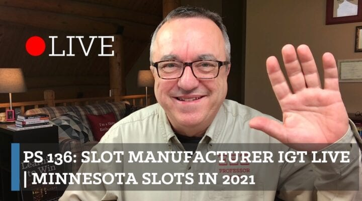 International Game Technology PLC is a world leader in the gaming industry, including slot machine manufacturing. By reviewing IGT PLC's latest annual financial report, we learned of potential company risks such as our current global pandemic from their forward-looking statements. Plus, Minnesota slots in 2021.