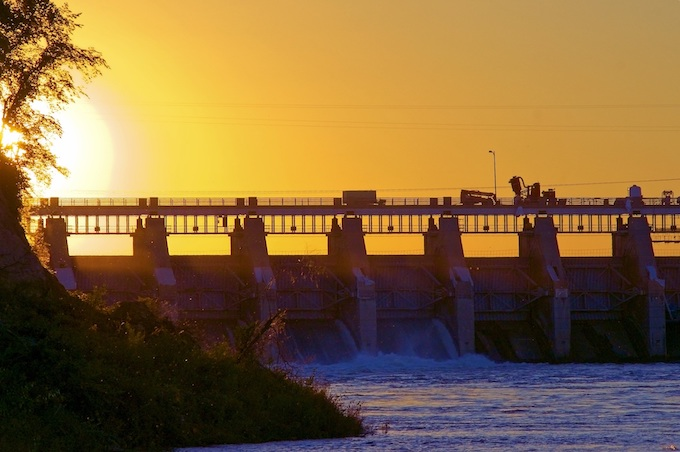 Gavins Point Dam in Cedar County [Nebraska Slot Machine Casino Gambling in 2021]