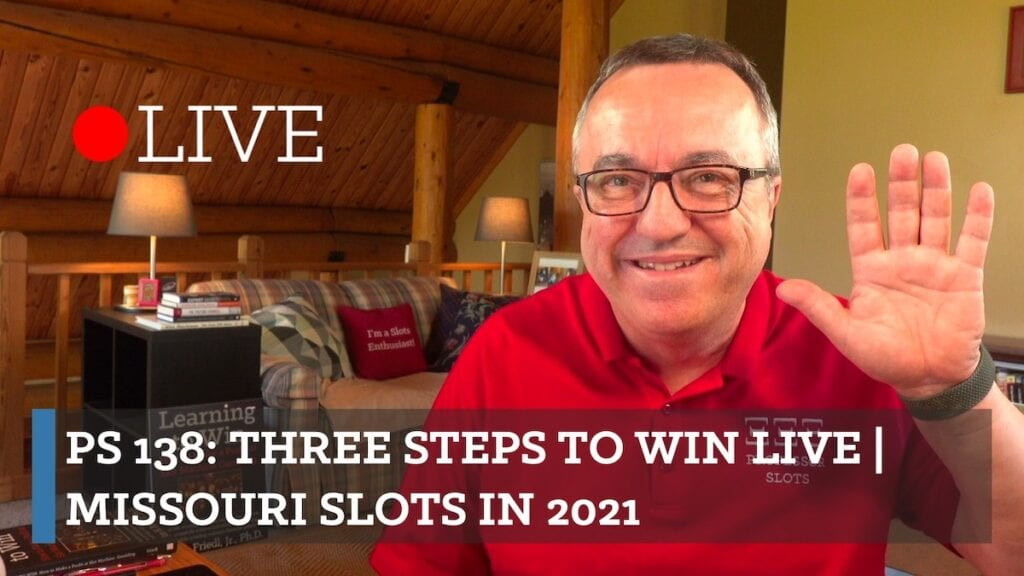 I dive into my 5-spin winning slots strategy including an updated testing strategy plus a bonus on how to improve your results at casinos which offer tastes but have reduced the sizes of those tastes. In addition, I provide answers to many fine questions from my live stream audience! Plus, Missouri slots in 2021.