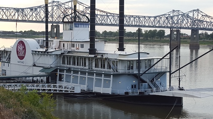 A Traditional Riverboat Casino [Ameristar St. Charles Riverboat]