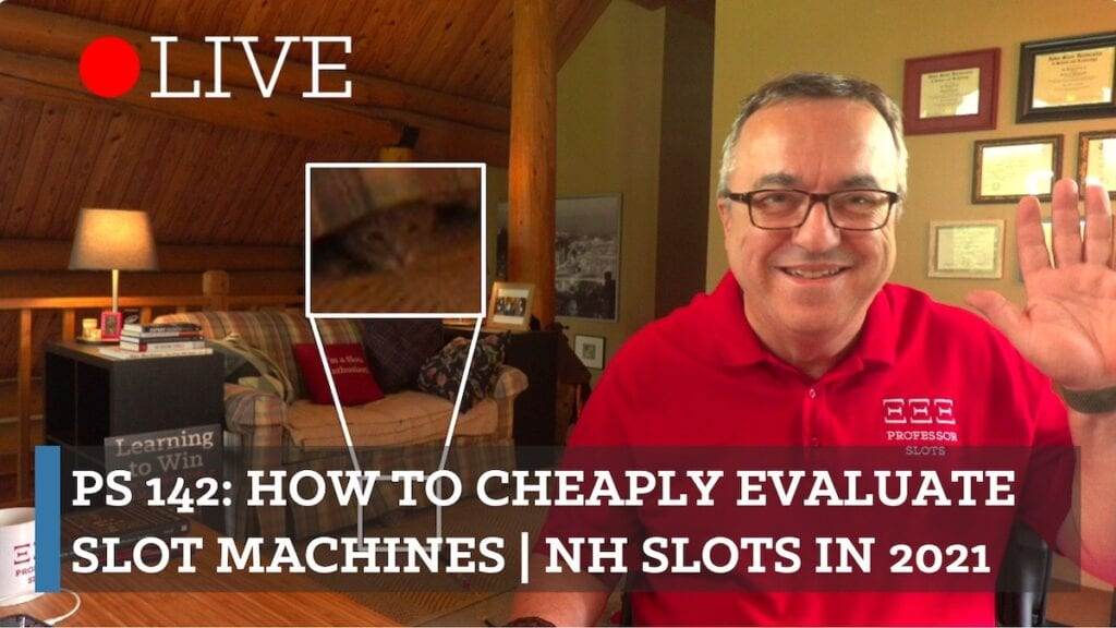 You've got lots of slot machines to choose from at your favorite casino. so you've sat down at a randomly chosen slot machine. Is it a winner? Well, to learn that you'll have to play it. Today, I go over my step-by-step approach to evaluate any slot machine to determine if it's a winner. Plus, New Hampshire slots in 2021.