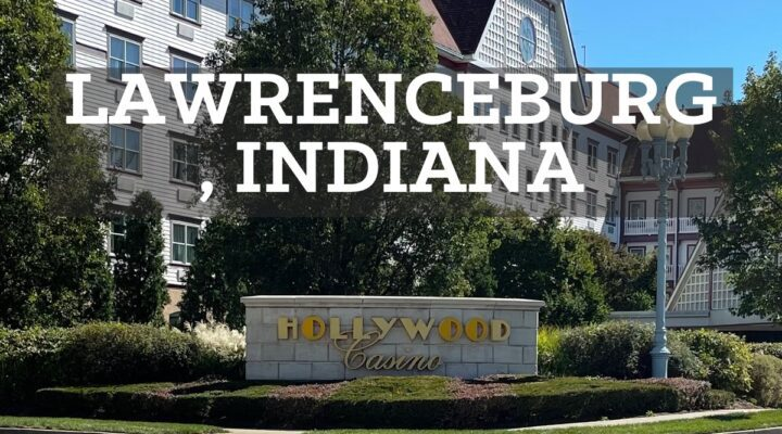 In southeast Indiana on the border to Ohio about 20 miles west of Cincinnati lies Hollywood Lawrenceburg. This former riverboat casino offers slot machines, table games, sports betting, and more. This casino review covers which of my Professor Slots winning slots strategies do and do not work at this casino in September 2021.