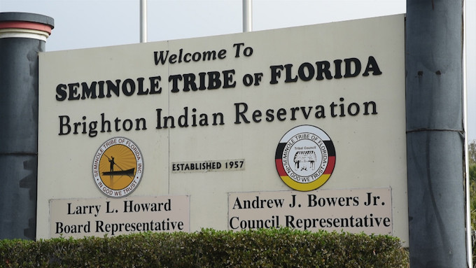 Seminole Tribe of Florida Brighton Indian Reservation [Seminole Brighton Casino]
