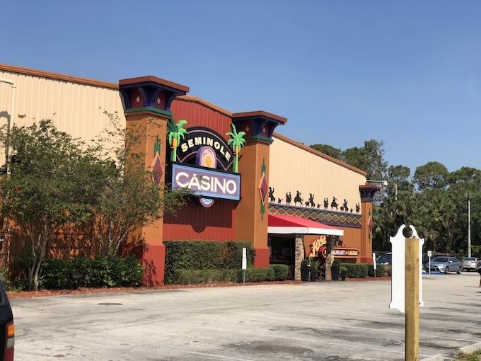 Seminole Brighton Casino [Seminole Brighton Casino]