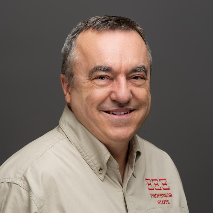 Jon Friedl, Professor Slots