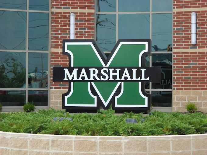 Marshall University [West Virginia Slot Machine Casino Gambling]