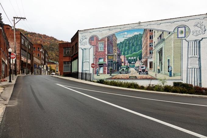 The City of Welch [West Virginia Slot Machine Casino Gambling]